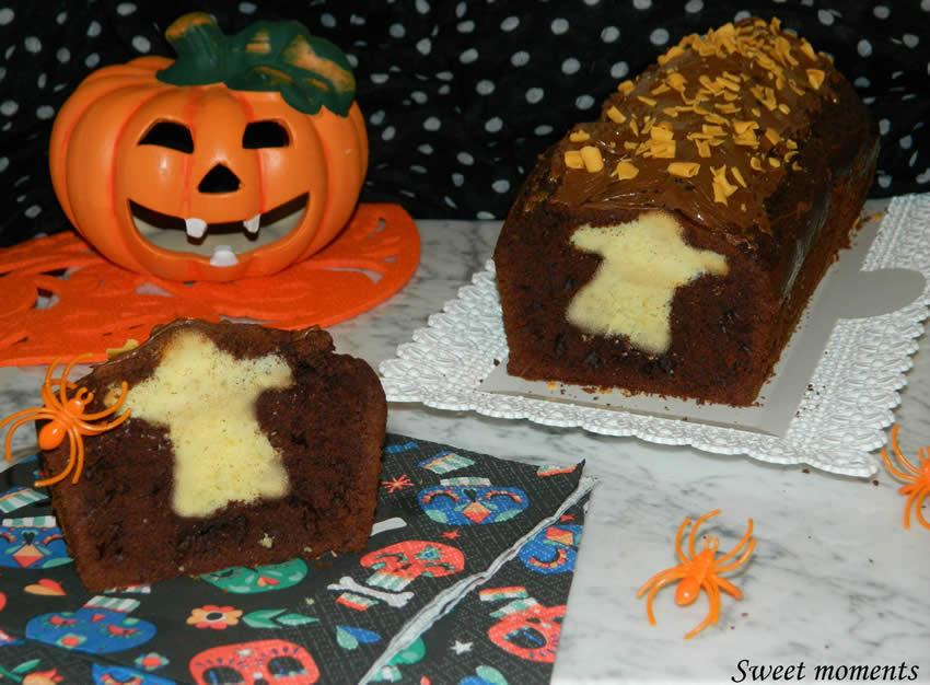 Plumcake di Halloween